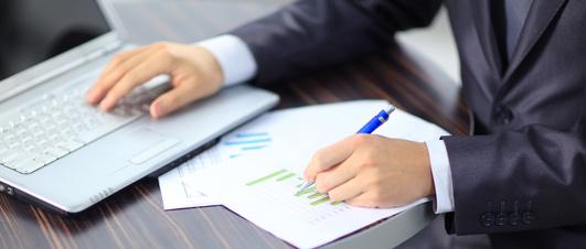 intervención y/o asistencia contable