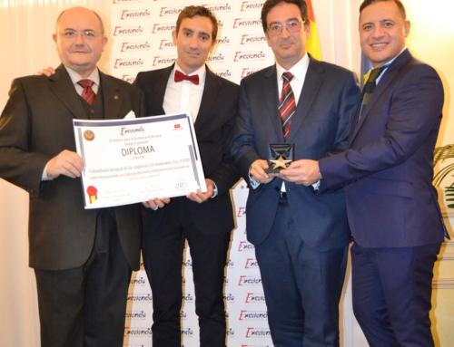 Resultamos galardonados con la Estrella de Oro del Instituto para la Excelencia Profesional