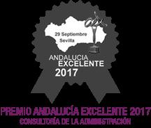 PREMIO ANDALUCÍA EXCELENTE 2017 CONSULTORÍA DE LA ADMINISTRACIÓN